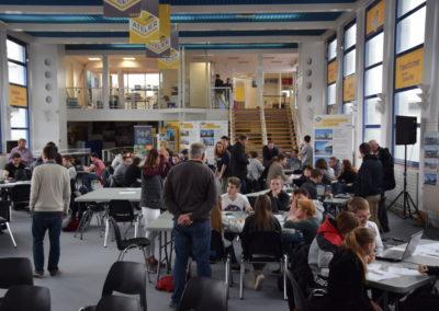 Hackathon Mers & Océans 2017